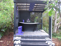 Stewart Island Spa - New Zealand's southernmost spa.